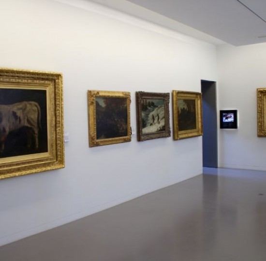Ornans and the Musée Courbet